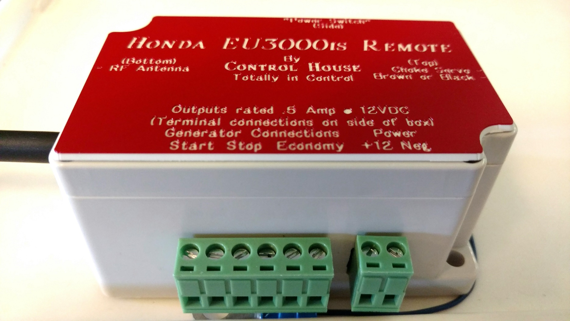 Honda Eu3000is Remote 3000 Generator Wiring Diagram